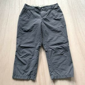 Columbia Capri Hiking Travel Pants Active Womens 4